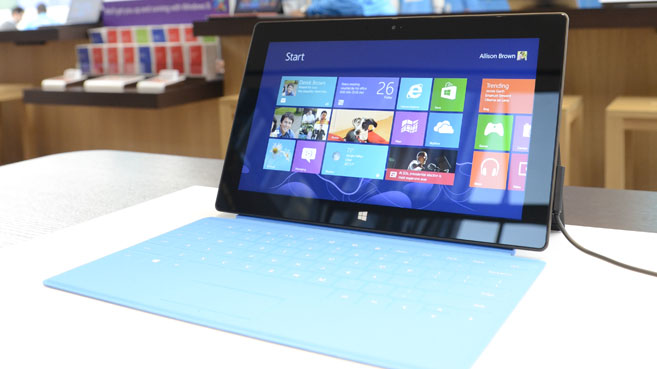 Microsoft Surface 1