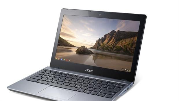 Acer. Chromebook C720-2800 con Haswell