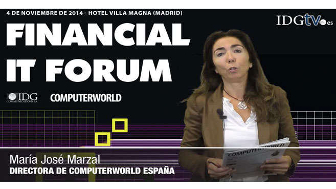 �Por qu� venir a Financial IT Forum 2014?