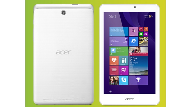windows minitablet acer