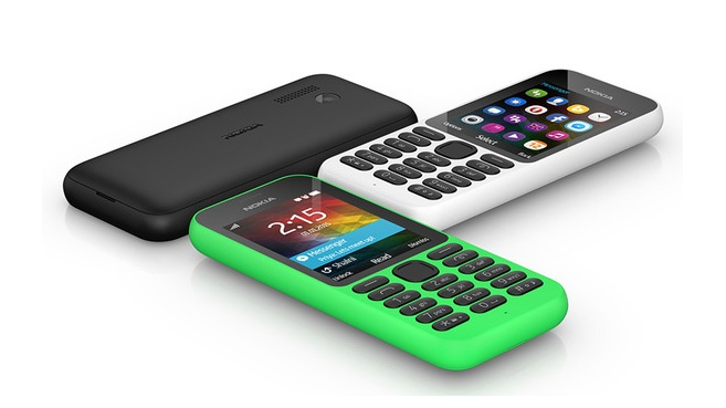 Nokia 215 pcworld usa