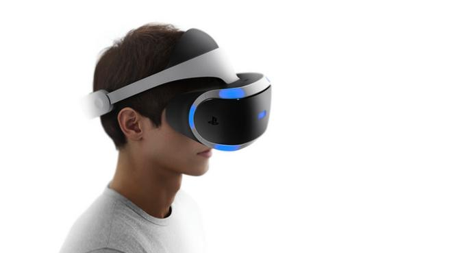Sony casco realidad virtual