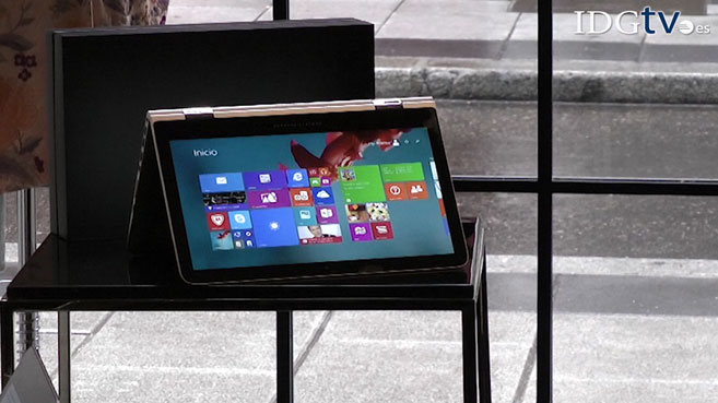 As� es el Spectre x360, caracter�sticas del nuevo port�til convertible de HP