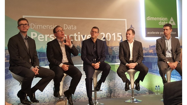Dimension Data CEOs de regiones