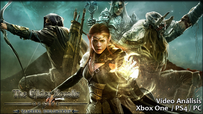 V�deo an�lisis de The Elder Scrolls Online Tamriel Unlimited