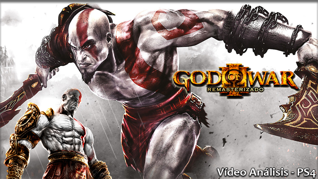 V�deo an�lisis de God of War III Remasterizado