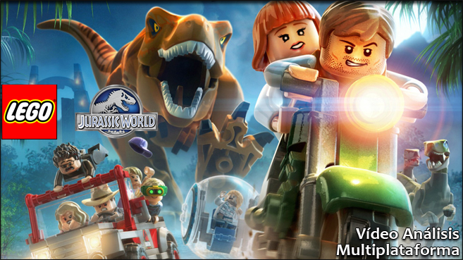 V�deo an�lisis LEGO Jurassic World