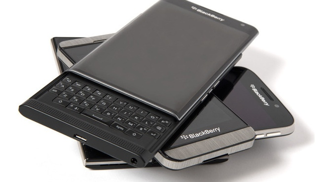 BlackBerry bazar