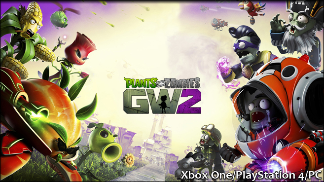 Te avanzamos los detalles del divertido Plants vs. Zombies: Garden Warfare 2