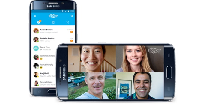 Skype para Android OS