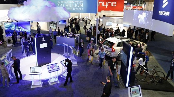 5G Ericsson en CES