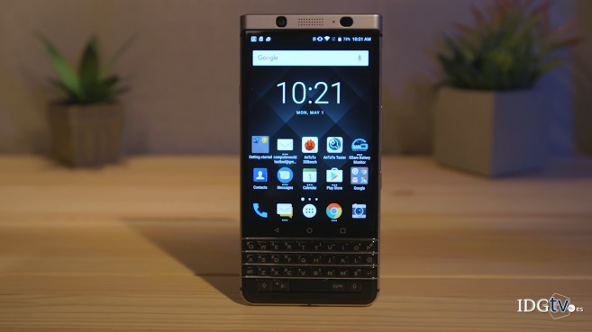 BlackBerry KEYOne con Android