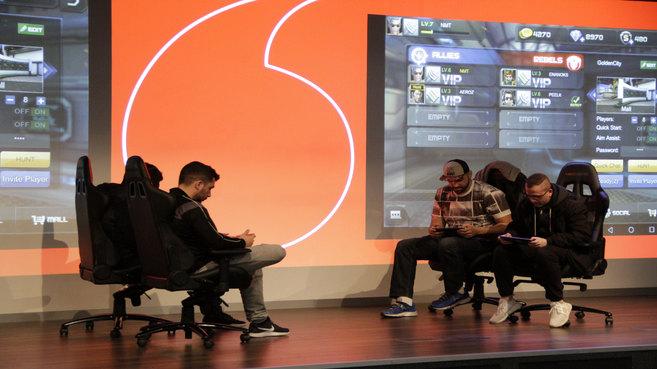 Vodafone, Huawei y Hero Entertainment prueban la tecnología de red MEC que permite reducir la latencia
