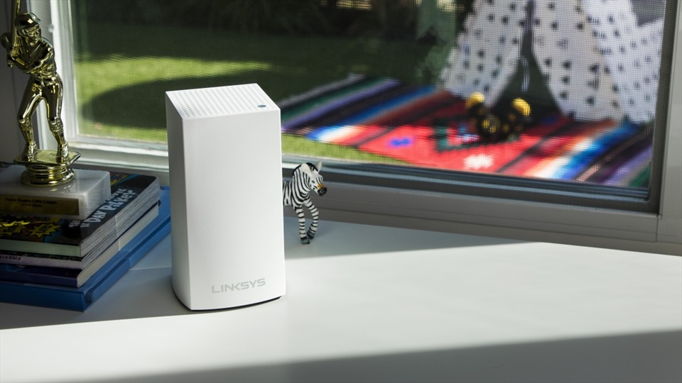 Router Linksys Velop Wifi