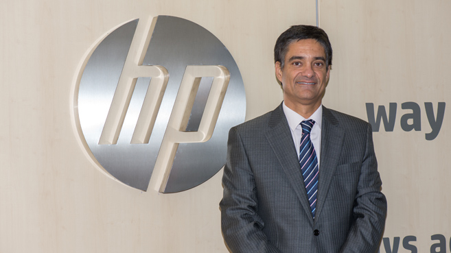 José María de la Torre, VP y director general de HP Entreprise Group para España y Portugal