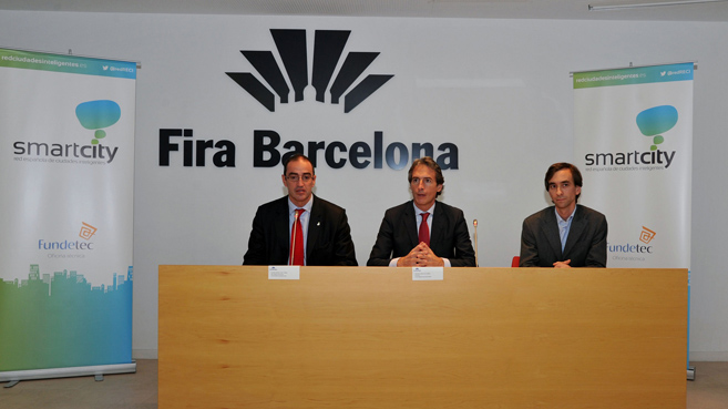 Junta Directiva de RECI en Smart City Expo World Congress de Barcelona