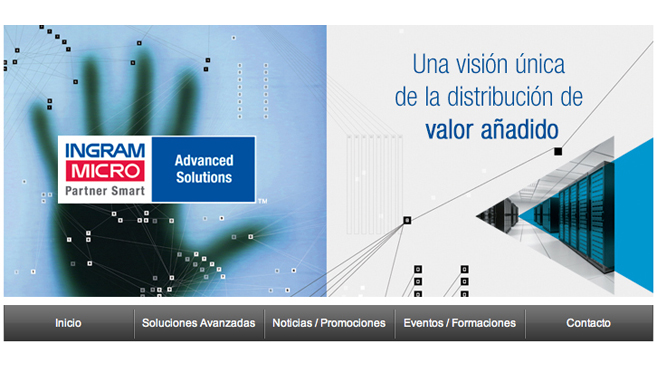 Web Advanced Solutions Ingram Micro