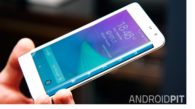 Galaxy Note Edge de Samsung