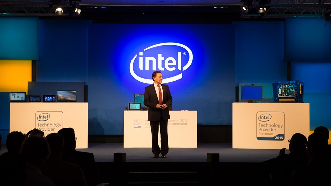 Intel Summit Solutions 2015 Abu Dhabi