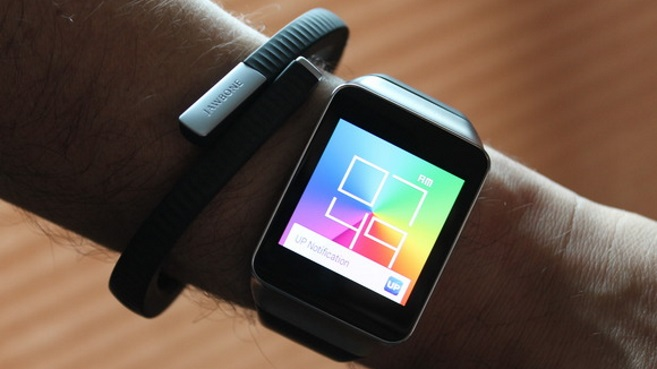 Wearable y smartwatch