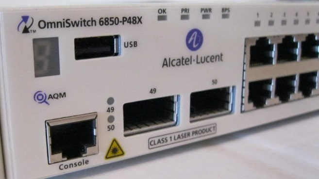 Alcatel Lucent Technologies OmniSwitch