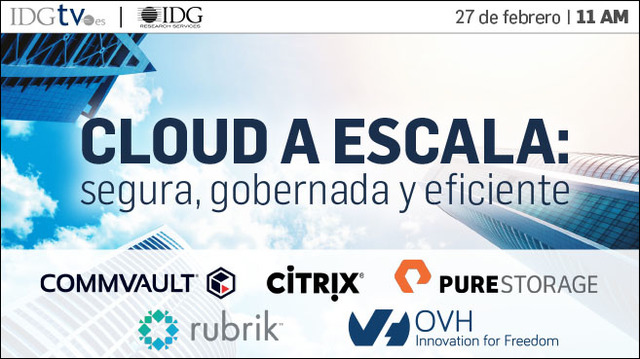 cloud a escala